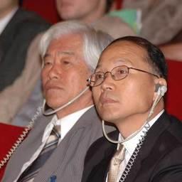 Иностранные гости принимали активное участие в работе форума