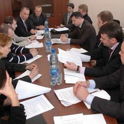 Во Владивостоке состоялось расширенное заседание Ассоциация добытчиков минтая