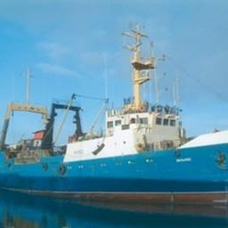 Научно-исследовательское судно «Вильнюс». Фото пресс-службы Полярного НИИ морского рыбного хозяйства и океанографии