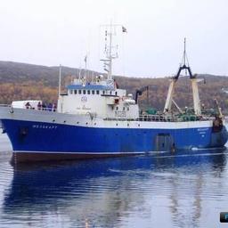 Норвежские инспекторы задержали траулер «Мелькарт». Фото с сайта Баренцево-Беломорского теруправления Росрыболовства
