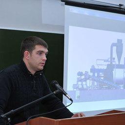 Технический руководитель группы по переработке рыбных отходов компании «Технологическое оборудование» Георгий ГОТШАЛК