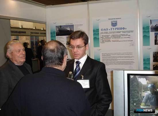 Герман ЗВЕРЕВ представляет проект «Россия в мировом океане»