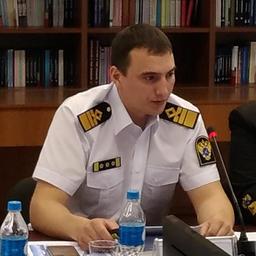 Начальник управления флота, портов и мониторинга Росрыболовства Анатолий ДУБНИК