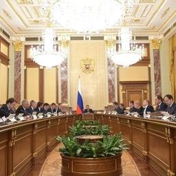 Проект закона о госконтроле кабмин одобрил 23 ноября. Фото с сайта Открытого правительства