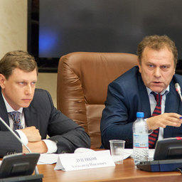 Глава Ассоциации добытчиков краба Дальнего Востока Александр ДУПЛЯКОВ