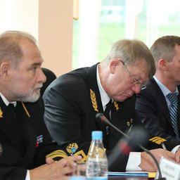 28 сентября Николай ФЕДОРОВ обсудил с представителями отрасли широкий спектр проблем, связанных с подготовкой кадров для рыбохозяйственного комплекса