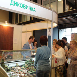 Выставка InterFood St. Petersburg. Фото предоставлено организаторами мероприятия