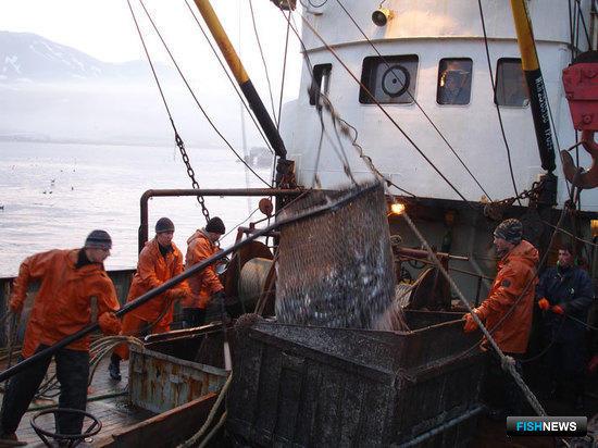 Рыбалка на Курилах