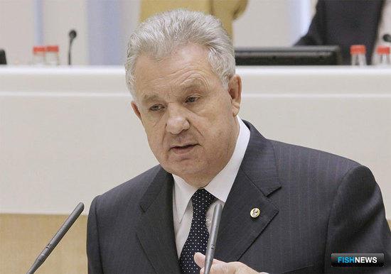 Виктор ИШАЕВ предложил электронные торги для рыбы