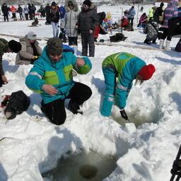 В селе Чныррах Хабаровского края 8 апреля традиционно пройдет региональный этап всероссийского фестиваля «Народная рыбалка»
