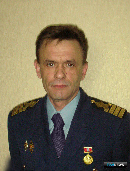 Михаил ГАЛАХИН, капитан ярусолова «Калкан»
