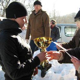 Кубок за командное первенство Находкинской БАМР