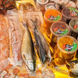 В 2016 г. производство рыбопродукции в России увеличилось за счет рыбных пресервов, филе и мороженой рыбы