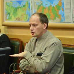 Начальник юридической службы ООО «Вирма» Константин ИВАННИКОВ