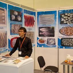 Среди участников World Food Moscow 2013 особенно многочисленными были китайские компании