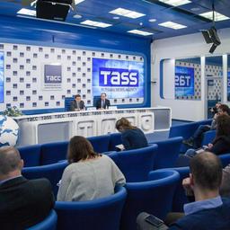 Пресс-конференция руководителя Росрыболовства Ильи ШЕСТАКОВА