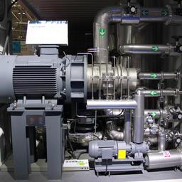 Разработка новых технологий в Yantai Moon не отодвигает на второй план работу со стандартным оборудованием для производства холода и кондиционирования