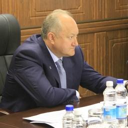 Губернатор Камчатского края Владимир ИЛЮХИН. Фото пресс-службы правительства региона