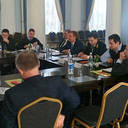 В Севастополе прошло заседание Азово-Черноморского научно-промыслового совета. Фото пресс-службы Росрыболовства