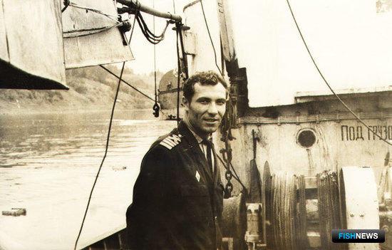 Юрий МОСКАЛЬЦОВ. Сахалин, 1968 г.