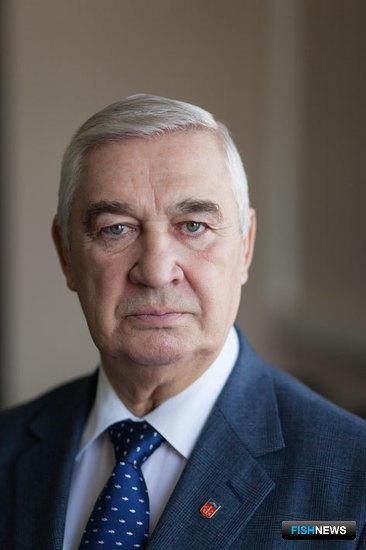 Председатель Координационного совет рыбной промышленности Северного бассейна (КС «Севрыба») Вячеслав ЗИЛАНОВ