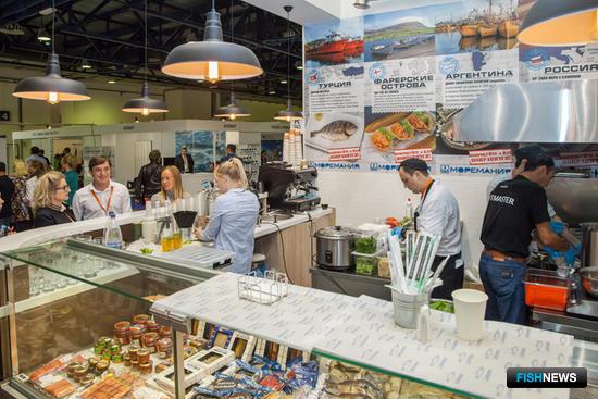 11 сентября в столице в ЦВК «Экспоцентр» открылась крупнейшая международная выставка продуктов питания World Food Moscow