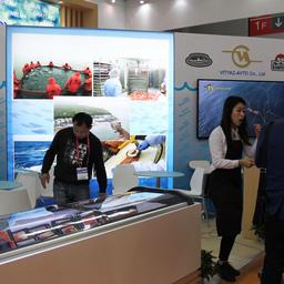 ООО «Витязь-Авто», участник российского объединенного стенда на рыбохозяйственной выставке в Циндао China Fisheries and Seafood Expo-2017