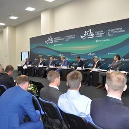 Сессия «Инвестиционные проекты в рыбной отрасли: где и как инвестируем на Дальний Восток» прошла в рамках ВЭФ
