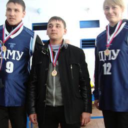 Золотая команда Дальневосточного мореходного училища (ДМУ) – победитель в командном зачете