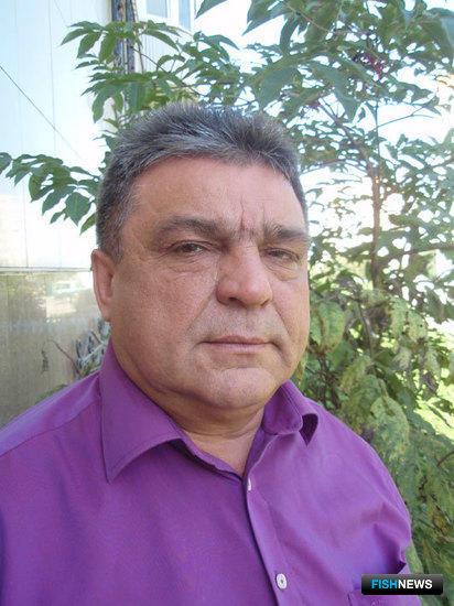 Анатолий ОСАДЧИЙ, председатель корсаковской Ассоциации прибрежного промысла
