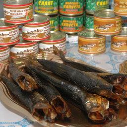 Рыбная выставка во Владивостоке