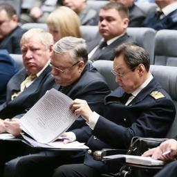 Состоялось первое в году заседание Морского совета Приморского края. Фото пресс-службы администрации региона