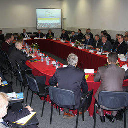 Круглый стол на выставке INTERFISH-2009