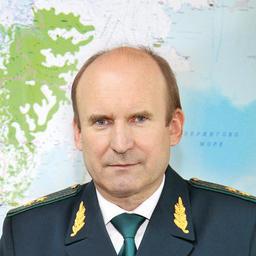 Начальник Дальневосточного таможенного управления Юрий ЛАДЫГИН