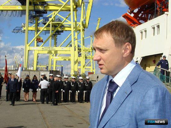 Председатель Совета директоров ОАО ПБТФ Сергей САКСИН
