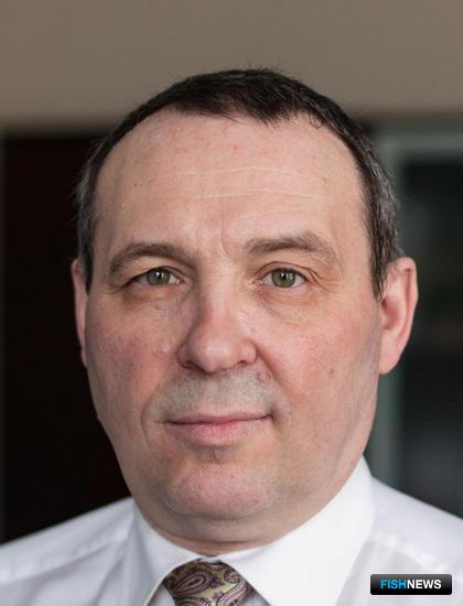 Председатель правления Межрегиональной ассоциации прибрежных рыбопромышленников Северного бассейна Валентин БАЛАШОВ
