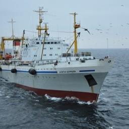 РКТ-С «Капитан Демидюк». Фото пресс-службы Преображенской базы тралового флота