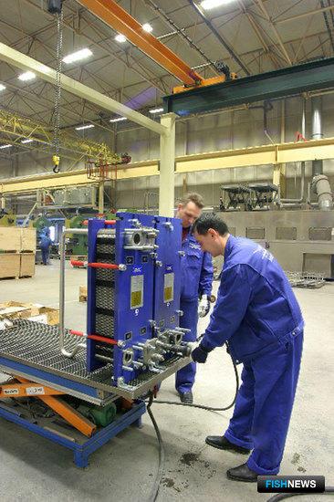 Технологии сервисного ремонта компании «Альфа Лаваль»