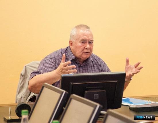 Председатель Общественного совета при Федеральном агентстве по рыболовству Александр РОДИН
