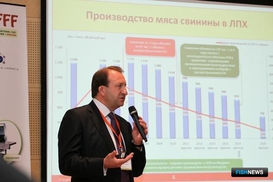 Международной выставки World Food Moscow