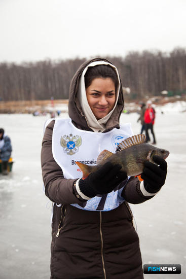 В Подмосковье прошел 7-й этап Всероссийского фестиваля «Народная рыбалка»