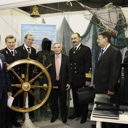 ММРК им. И.И. Месяцева на выставке «Море. Ресурсы. Технологии 2012»