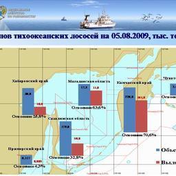 Доклад Андрея Крайнего на расширенном заседании Коллегии Росрыболовства