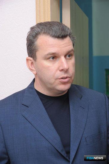 Начальник ВМРК Евгений ДУБОВИК