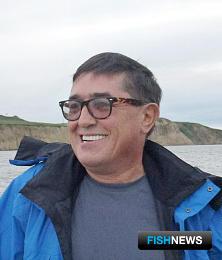 Директор программы по устойчивому морскому рыболовству WWF России Андрей ВИННИКОВ