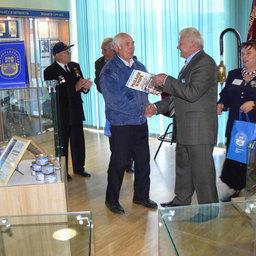 Орденоносная Преображенская база тралового флота торжественно отмечает 80-летие