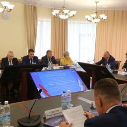 Комитет Совета Федерации по региональной политике провел круглый стол на Камчатке. Фото пресс-службы правительства региона