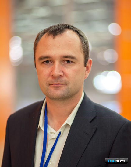 Исполнительный директор Ассоциации лососевых рыбоводных заводов Сахалинской области (АЛРЗ) Кирилл ПРОСКУРЯКОВ