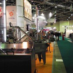 15-я международная выставка «Агропродмаш-2010», Москва, октябрь 2010 г.