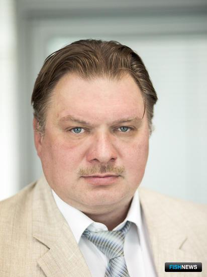 Заместитель генерального директора по управлению нефинансовыми активами ФГУП «Нацрыбресурс» Андрей ЗАХАРОВ